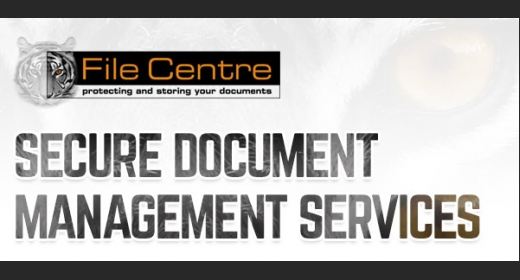 Secure Document Management Services